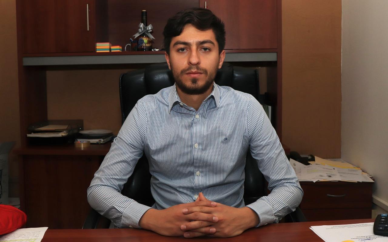 Cuauhtémoc > Nombran nuevo Oficial Mayor del Municipio