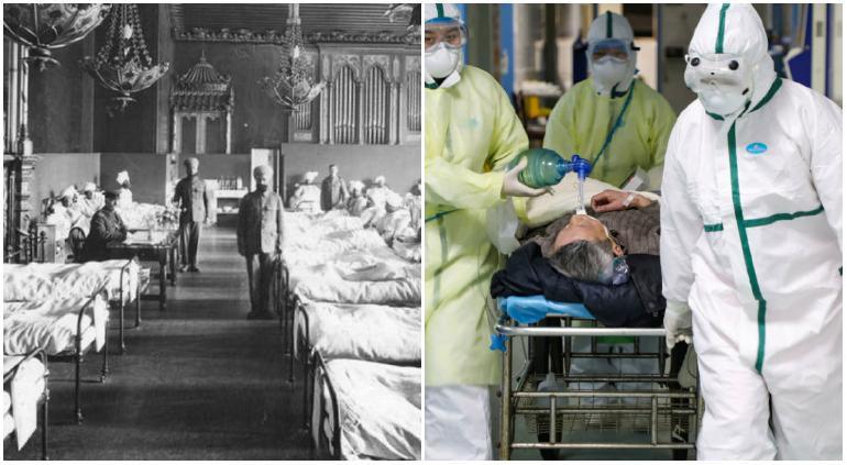 2020, peor aumento de muertes en Reino Unido desde 2ª Guerra Mundial