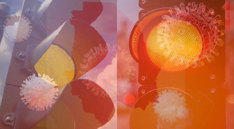 Anunciará Salud federal Naranja pero seguiremos en Amarillo: Estado
