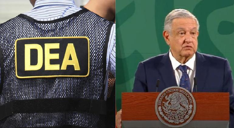 Que AMLO demuestre que fabricamos pruebas: exdirector de la DEA