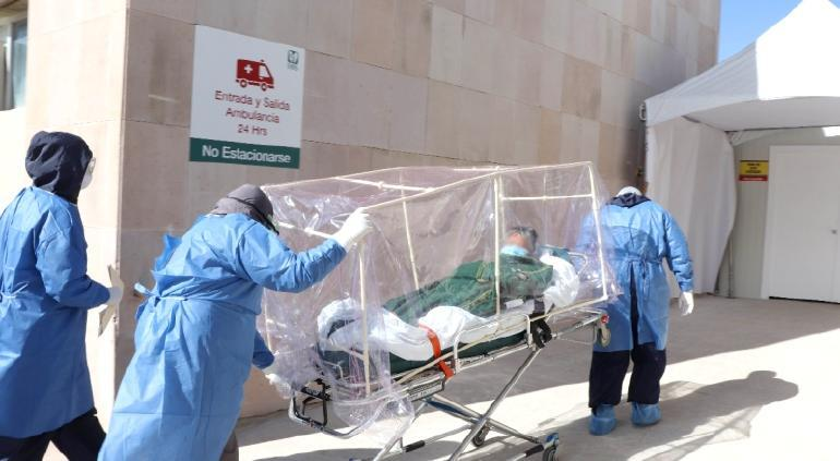 Cobra COVID 5 vidas más en la ciudad; 47 nuevos casos el último día
