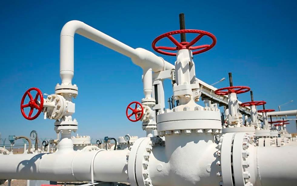 Restringen 70% el uso de gas a industrias
