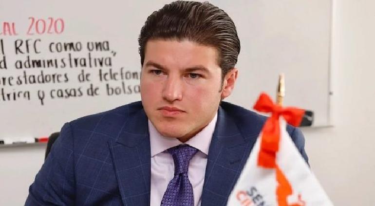 Oficial: Samuel García, candidato a gobernador en Nuevo León por MC
