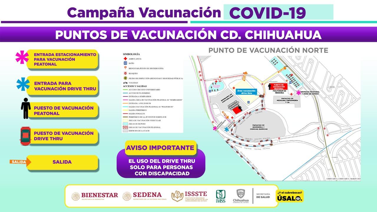 El lunes inicia la vacunación para adultos mayores en la capital