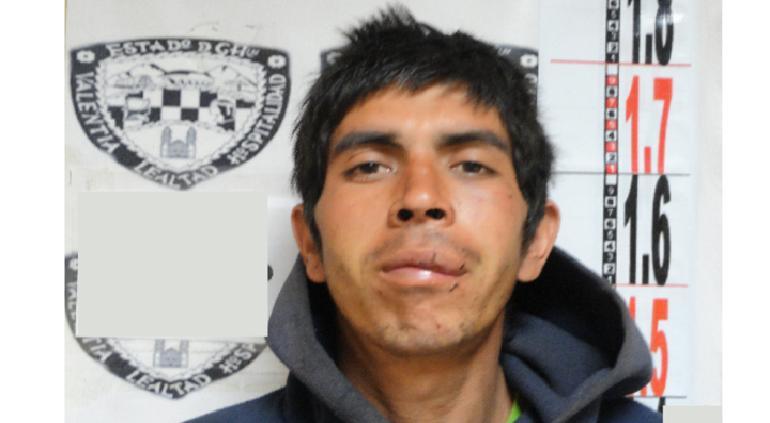 Golpeó a abuelito con machete en casa para robarle; lo sentencian