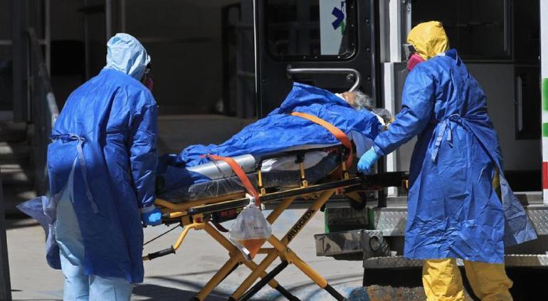 Registra México 613 muertes más por COVID en último día