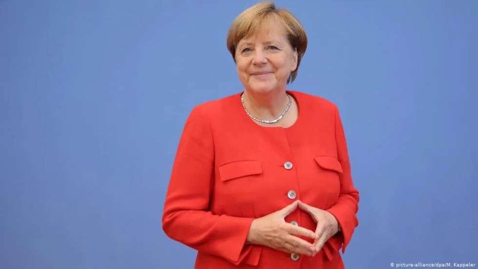 Pandemia no terminará hasta que se ofrezca vacuna a la última persona: Angela Merkel