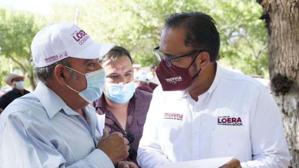 Los ciudadanos no quieren que el Duartismo regrese: Juan Carlos Loera
