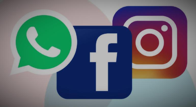Caída de Facebook, Instagram y WhatsApp fue mundial