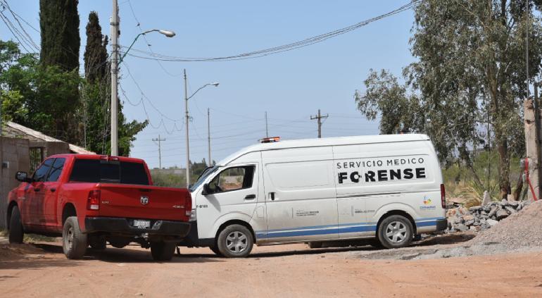 Identifican a fallecido en Los Nogales, se cortó con sierra eléctrica