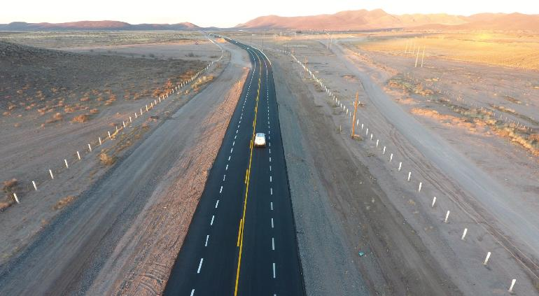 Construirá carretera Chihuahua-Coahuila, asegura Graciela Ortiz