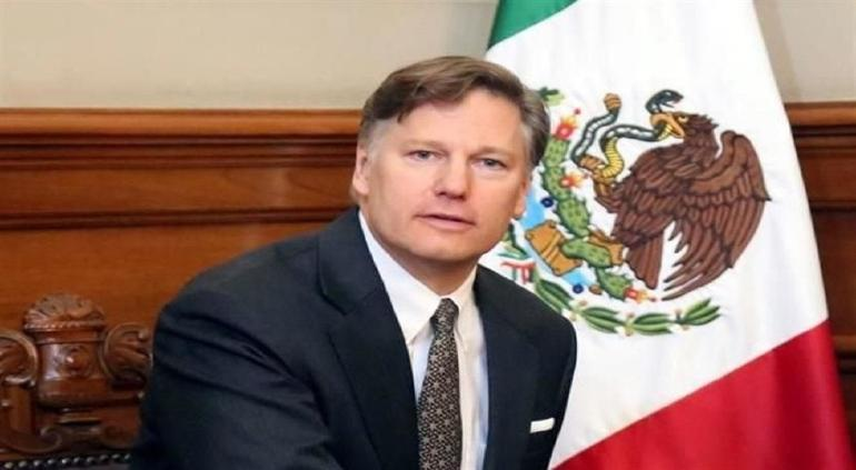 Cárteles de la droga controlan 40% de México: ex embajador de EU