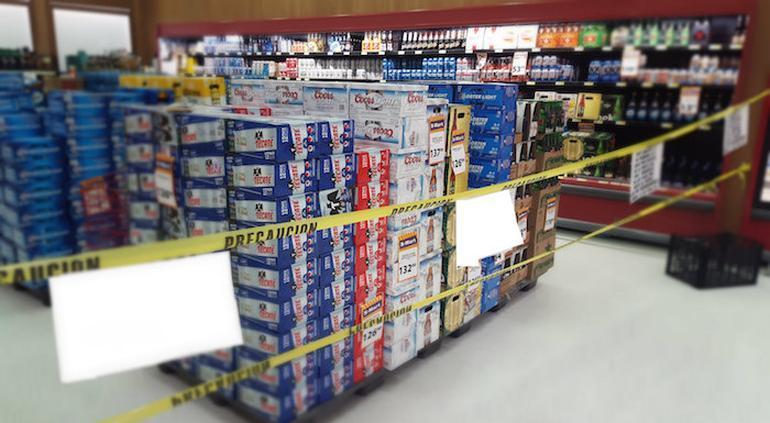 Llega Ley Seca a Juárez; suspenden venta de alcohol fines de semana