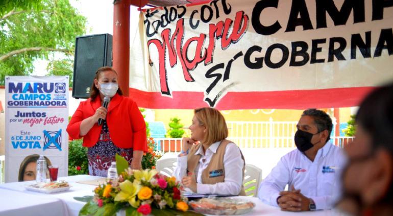 Suma Maru liderazgos priístas de Saucillo y Parral a su campaña