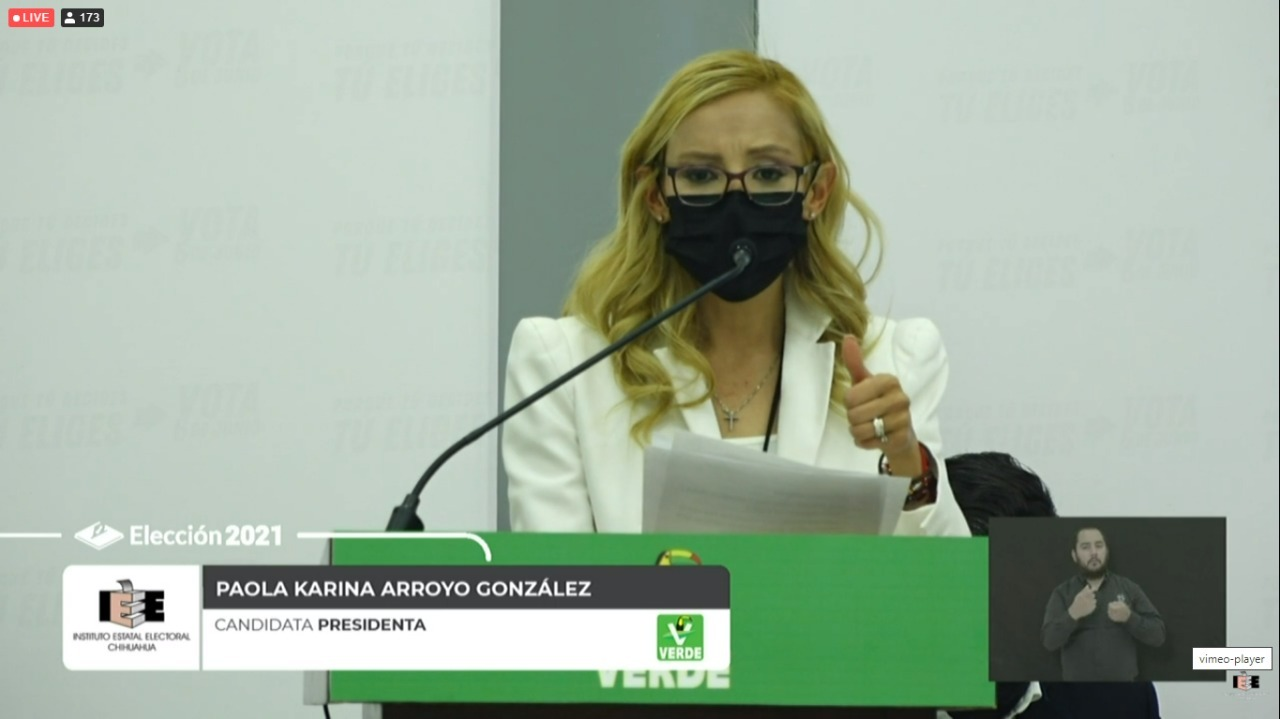 """Fondo especial para atender contingencia sanitaria"": Paola Arroyo"