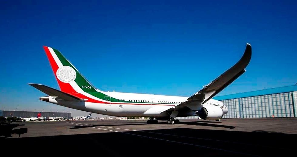 Ya son 29 meses sin poder vender avión presidencial