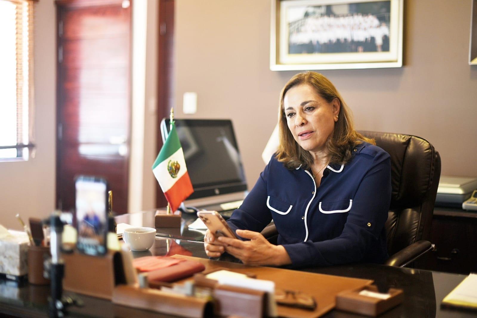 Municipios tendrán atención inmediata en abasto de agua: Graciela Ortiz