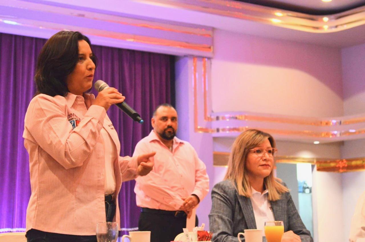 Cuauhtémoc > Estamos del lado correcto de la historia: Lupita Pérez