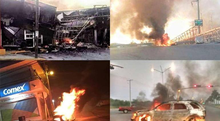 Recortan horarios en maquilas y negocios por violencia en Reynosa