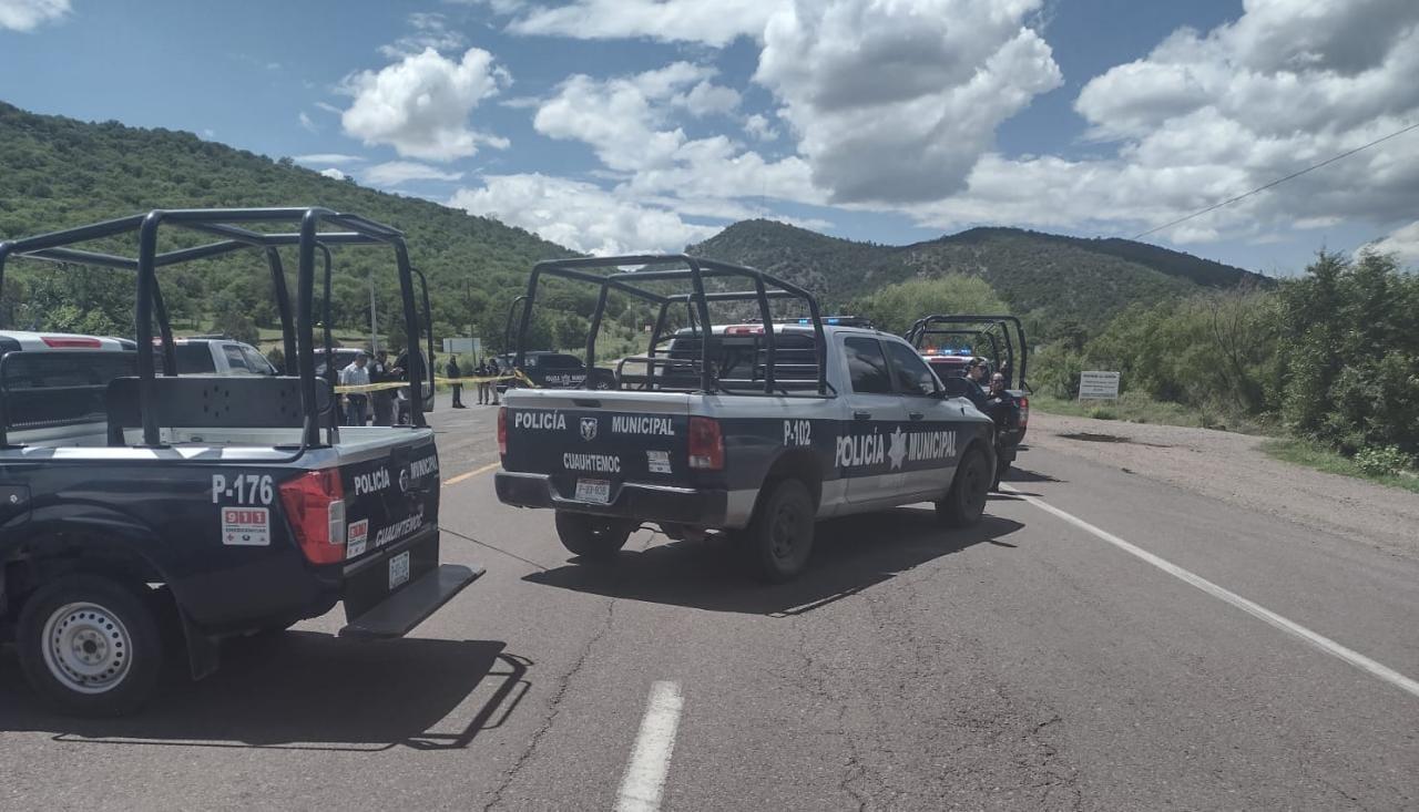 Oficializan hallazgo de dos mujeres sin vida, en carretera a La Junta