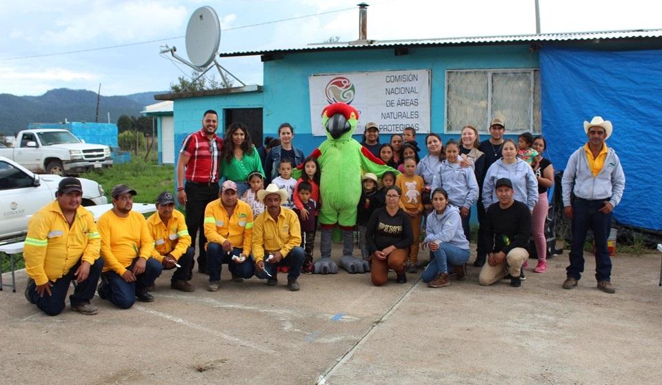 6to Aniversario del área de protección de flora y fauna cerro Mohinora