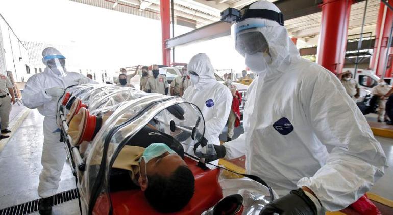 México: 19 mil nuevos casos COVID y 537 muertes el último día