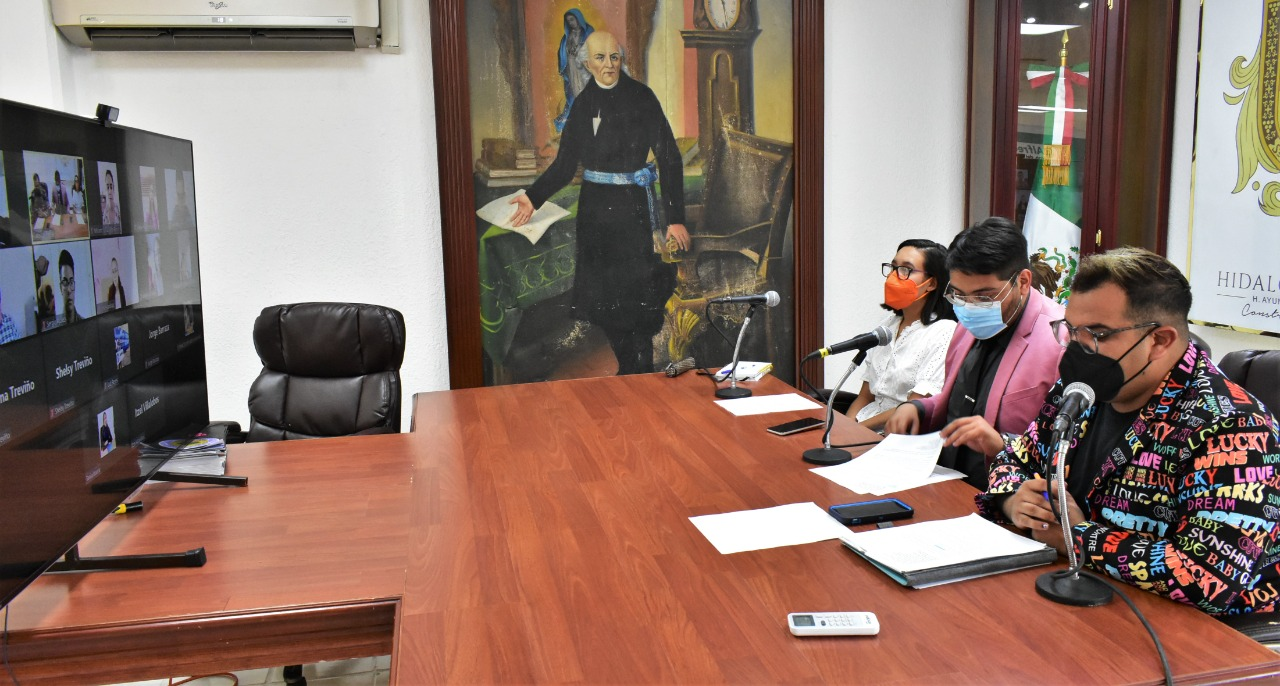 Se celebra con éxito la V edición del Cabildo Joven 2021