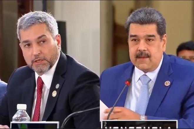 Desconoce Paraguay a Venezuela; reta Maduro a debatir