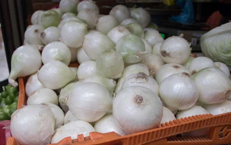 Cebolla contaminada no es de Chihuahua