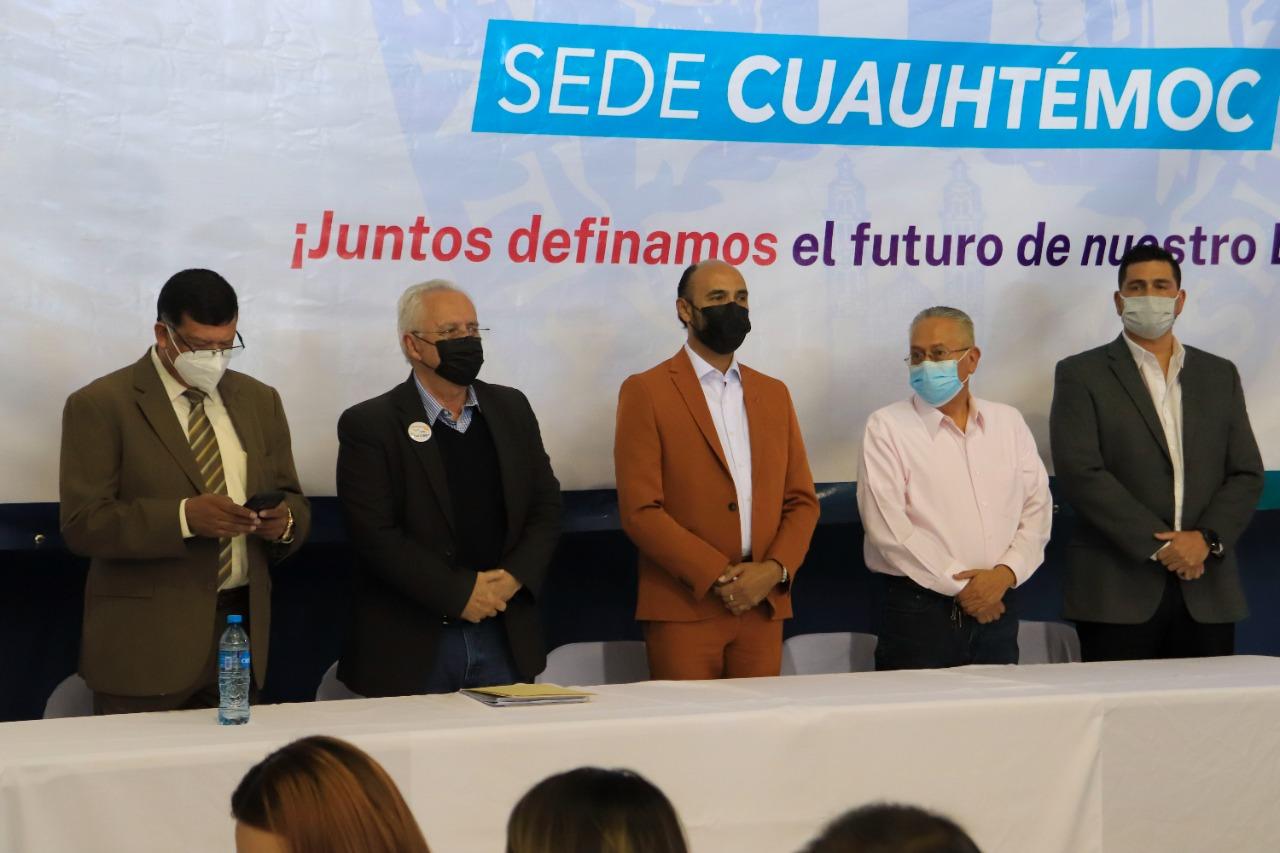 Realizan en Cuauhtémoc el Foro de Infraestructura y Medio Ambiente