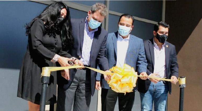 Inauguró Poder Judicial juzgados civiles y familiares en Delicias