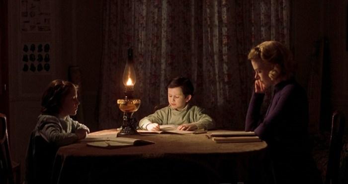 Fotograma de la película 'Los otros' (2001).