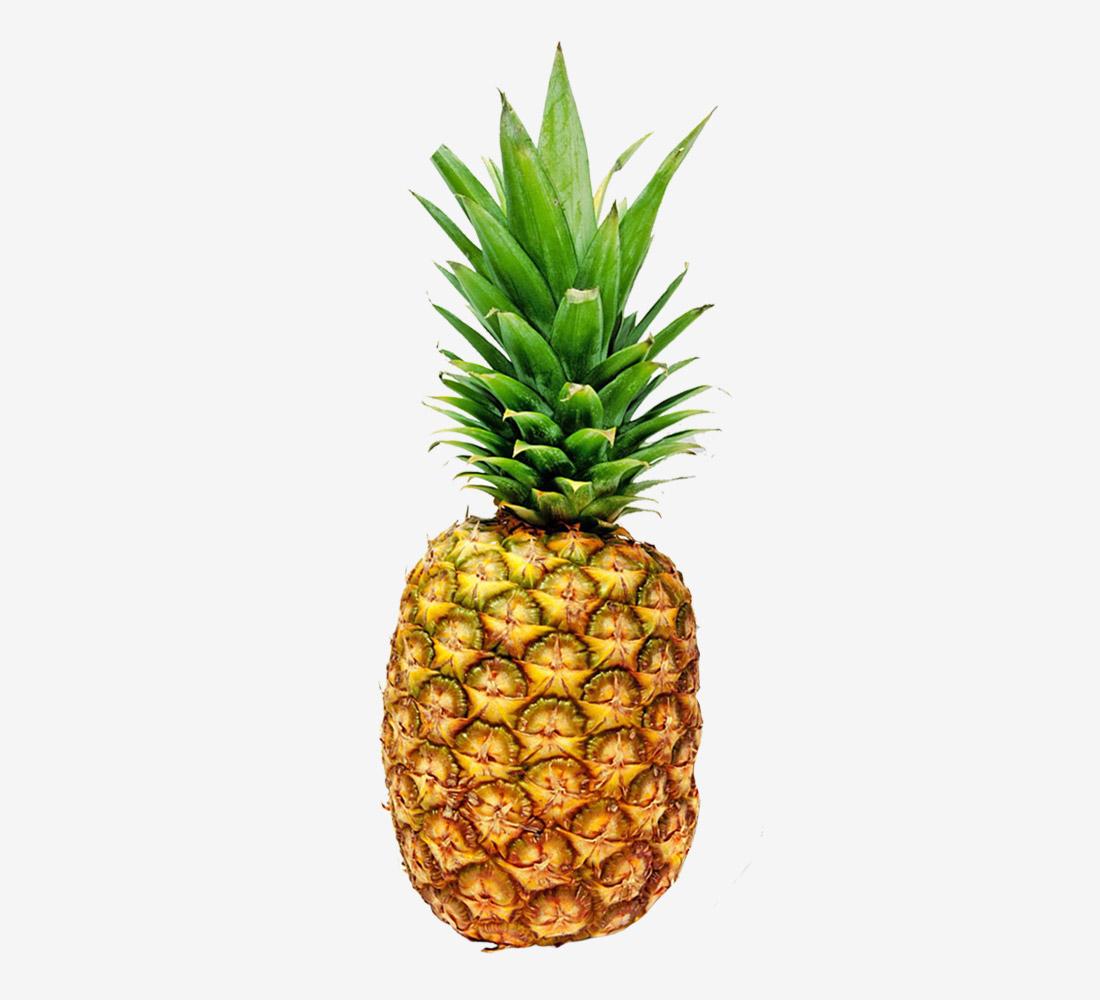frozen organic pineapple in