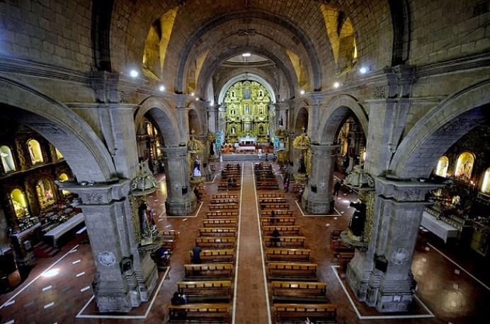 Interior_de_la_Iglesia_San_Francisco la paz bolivia