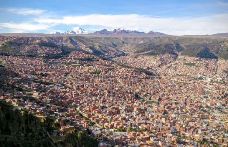 cholita wrestling tour la paz bolivia