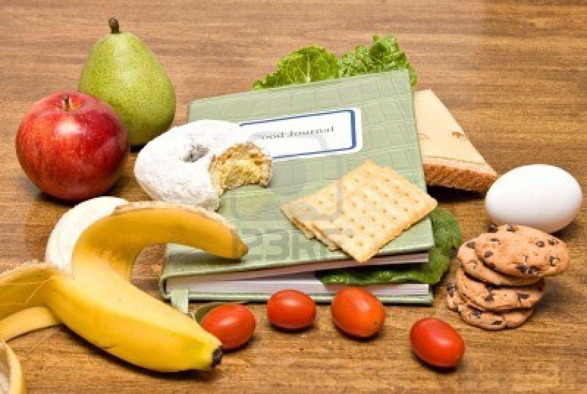 food calorie journal