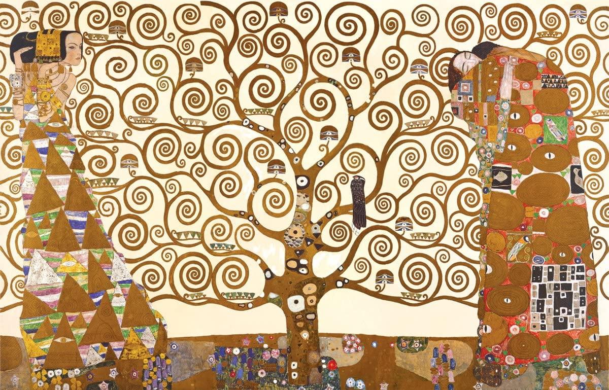 Gustav Klimt - El Árbol de la Vida (1909)