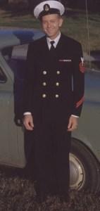 Bob in the Navy - Korean War