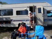 Long Point camping 2016