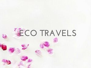 eco travels or sustainable living