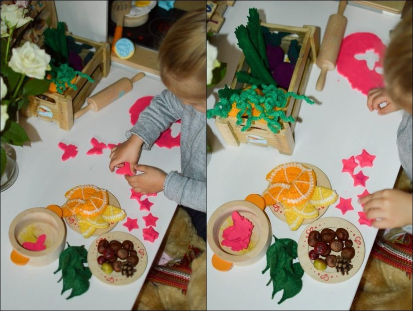 Play kitchen and Pretend Food 18