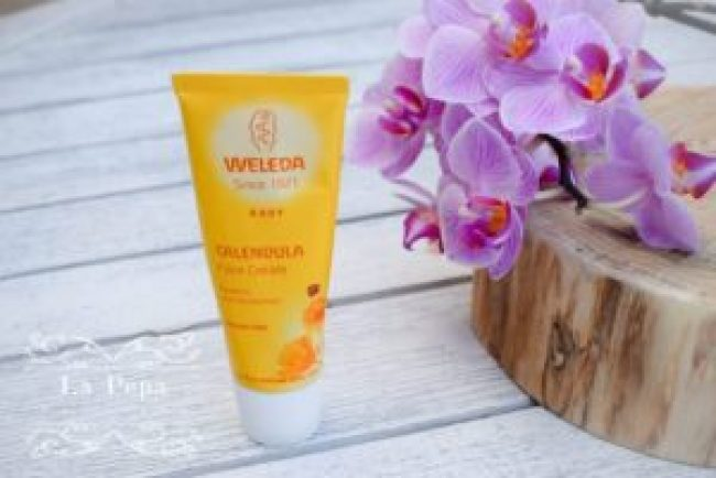 weleda calendula baby cream review