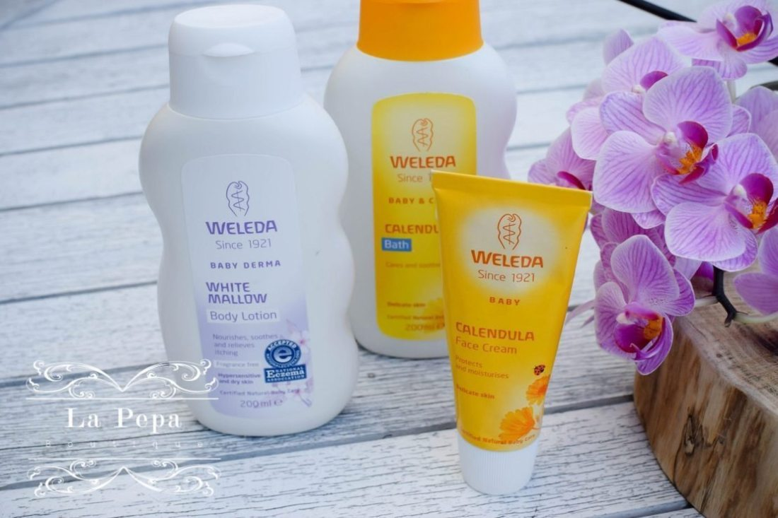 weleda baby & child review