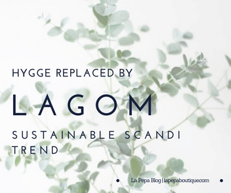Lagom replaces Hygge