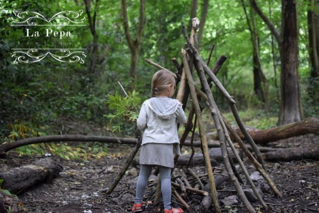 Green Parenting | A Real Connection in Nature
