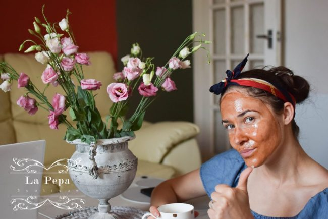 InLight Chocolate mask review