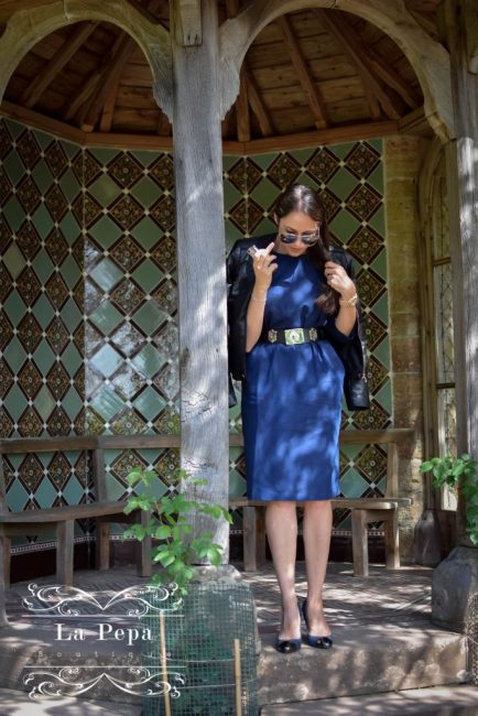 Eco Style | Linen Dress is Not Only for Summer!