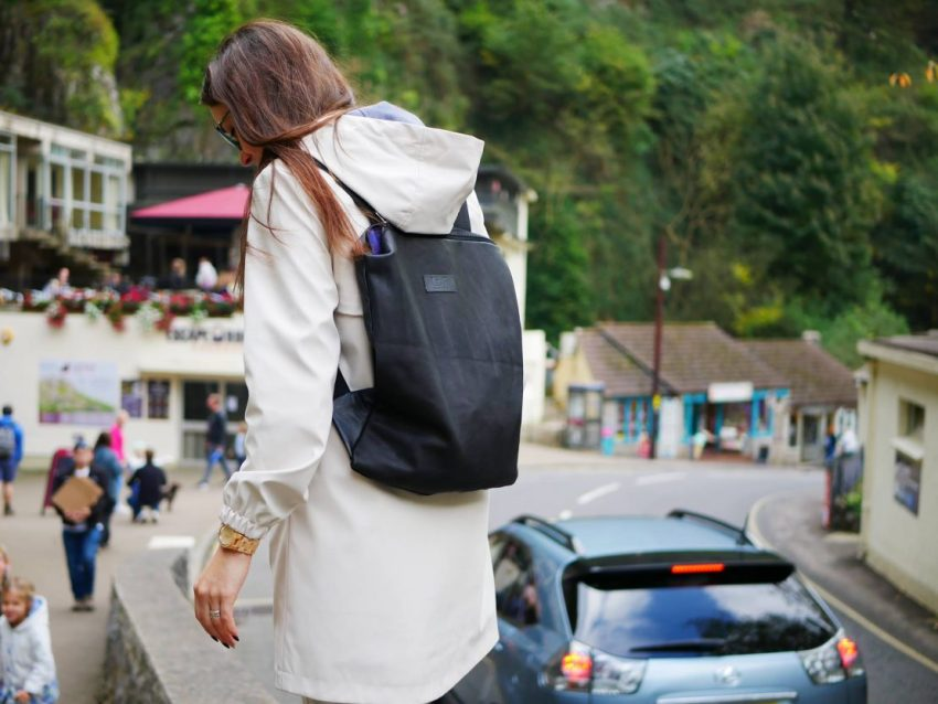 """Review   Upcycled """"LeaF"""" Backpack Perfect Choice for Green Travellers"""