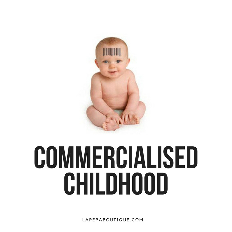 Commercialised Childhood Part 1 | Children as Consumers 1