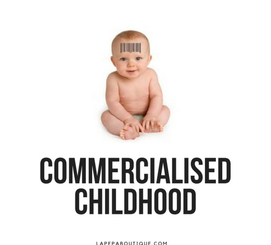 "Commercialised Childhood Part 2 | From Creative Play to ""Toy Consumption"" 7"
